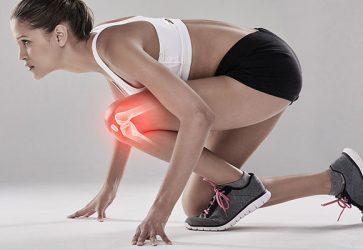 lesiones deportivas de rodilla